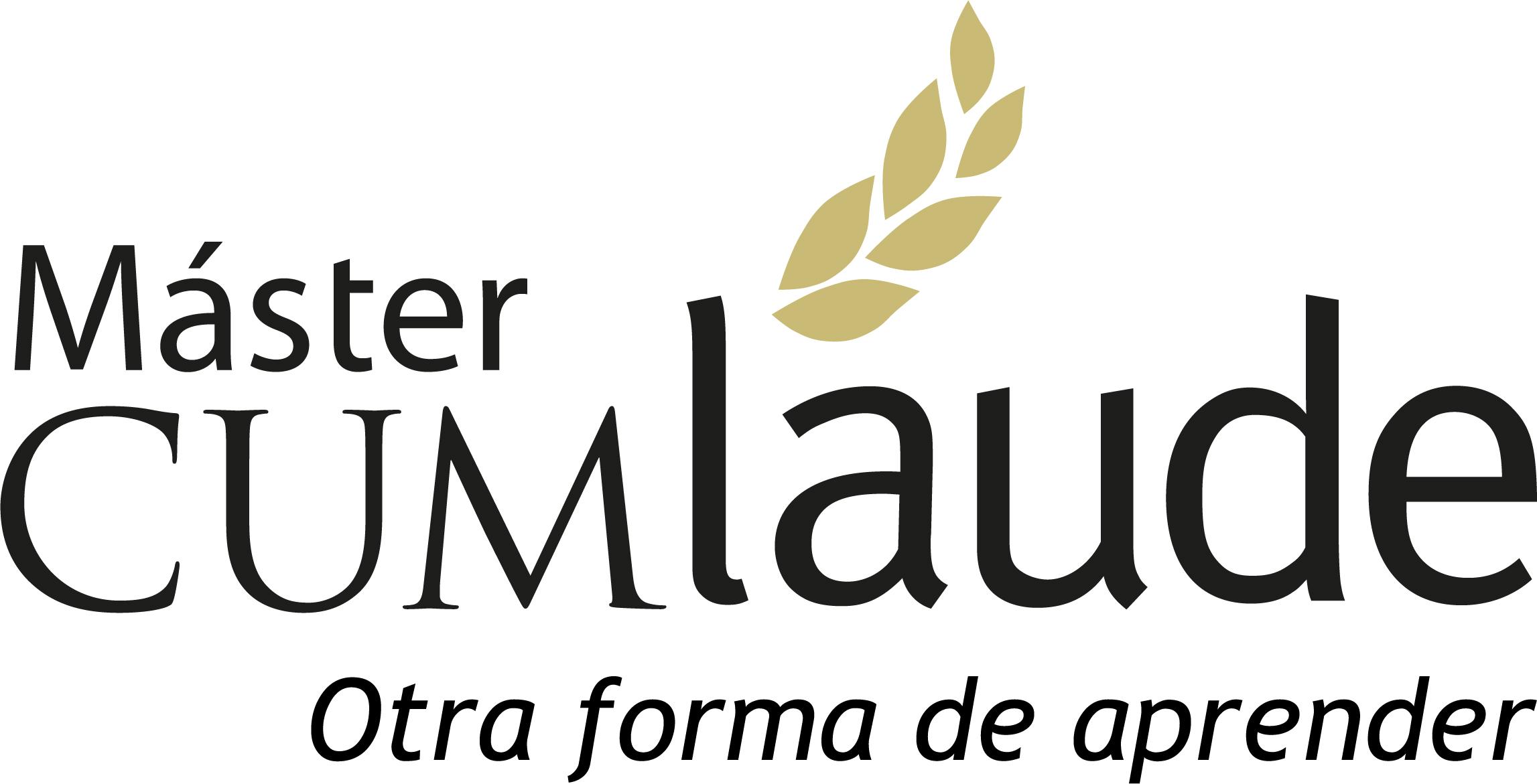 Máster online Maestrías Cursos Formación · Máster Cumlaude