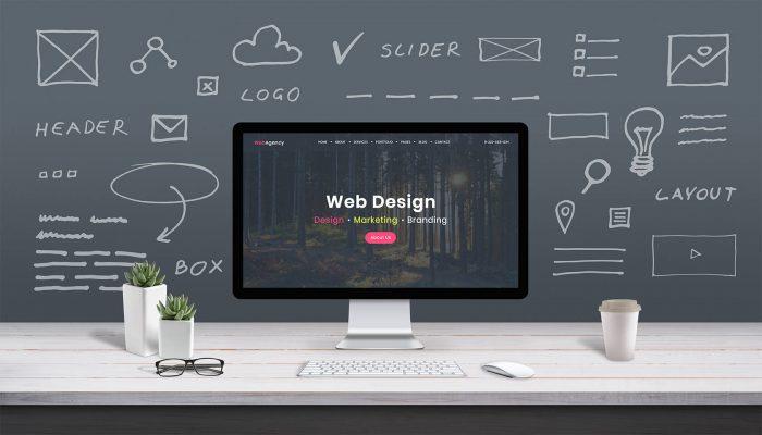 Características Diseño Web
