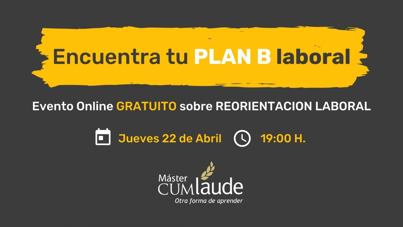 Encuentra tu plan B laboral